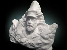 Titanic CAPTAIN SMITH ICEBERG sculpture in classic white