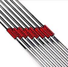 KBS Tour Chrome Iron Stiff Shafts .355 3-PW Set Uncut (Taper) *KBS Certified*