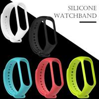 Silicone Smart Bracelet Strap Replacement Watch Wristband Kit for Mi Band 4