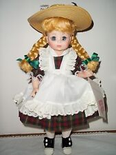 "Vintage 14"" McGuffy Ana - #1525 by Madame Alexander - 1977 - Mint"
