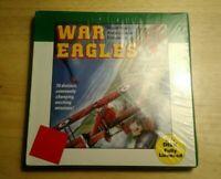 Vintage IBM PC Tandy Video Game War Eagles WWI Aerial Combat Simulator BRAND NEW
