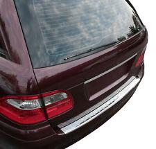 S212 T-Model Ladekantenschutz-Folie Schutz Kratzer Carbon für Mercedes E-Kl