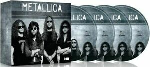 Metallica – The Broadcast Collection 1988 – 1994.  4-cd box