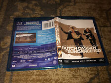 Butch Cassidy And The Sundance Kid(Blu-ray Disc,used)Paul Newman_Robert Redford