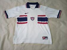 United State US Soccer home shirt VTG size S 1995