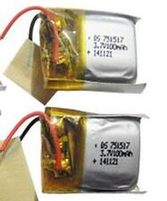 2x Replacement Battery 3.7V 100mAH for Cheerson CX10 Mini Quadcopter