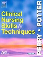 # SHIPS DAILY #  Clinical Nursing Skills and Techniques by Patricia A. Potter