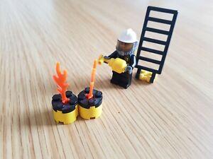 LEGO City Promotional Fireman 7266