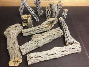 Vukaholz Cholla Wood TeddyBear Kaktusholz  (alle Größen & Ø) Aquarium Terrarium