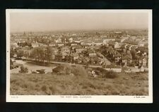 Somerset CLEVEDON The West End Panoramic view Tuck c1940/50s? RP PPC