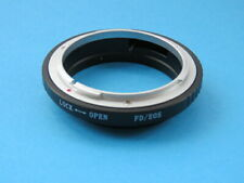 FD-EOS Lens Adapter Ring for Canon EOS FD Lens to Canon EOS EF EF-S Mount Camera