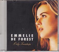Emmelie De Forest-Only Teardrops Promo cd single