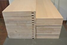 13 steps stair cladding -system1 - beech wood (larger option)