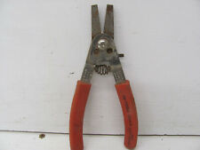 HI-TECH SNAP RING PLIERS 1234-S USED