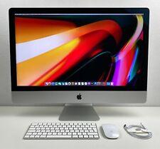 "Apple iMac Retina 5K 27"" i7 4,0 Ghz 32 GB Ram 3 TB FUSIONDRIVE 2015 SILBER"