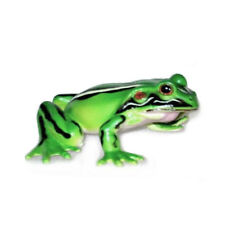AAA 96602 Medium Green Tree Frog Detailed Toy Model Figurine - NIP