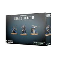 WARHAMMER 40K- SPACE MARINES PRIMARIS ELIMINATORS