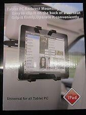 REPOSACABEZAS de Asiento Trasero Coche Soporte De Montaje Kit para Nextbase SDV48AM reproductor portátil de DVD