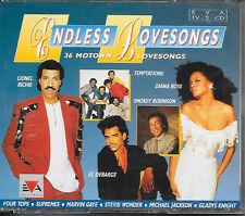 V/A - Endless Lovesongs - 36 MOTOWN Lovesongs (2 CD BOX) 36TR (EVA) 1990 Debarge