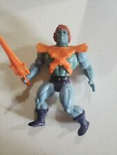 Vintage 1982 Faker He Man Masters Of The Universe MOTU LOOSE used complete