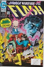FLASH #69 OCT 1992 DC COMIC BOOK