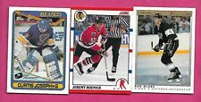 1990-91 JOSEPH ROOKIE + ROENICK ROOKIE + BLAKE ROOKIE   CARD (INV# C1889)