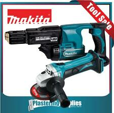 Makita Screwgun Grinder Cordless LXT 18v DFR450 BGA452 BARE TOOLS ONLY