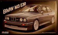 1986 BMW M 3 Baureihe E 30, 1:24, Fujimi 125725