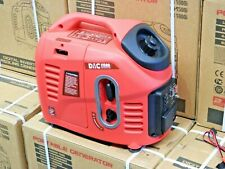 NEW Inverter Generator 1500W Max 1700W Rated Pure Sine Portable Camping Petrol