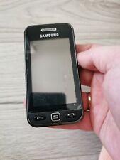 Samsung Tocco Lite GT-S5230 - Noble Negro (Desbloqueado) Teléfono Móvil