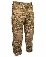 Spec Ops Military Combat Trousers with Knee Pads BTP Alternative to MTP Multicam