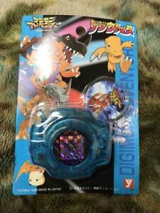 Digimon Adventure Digivice Character Goods Rare toy blue New animation