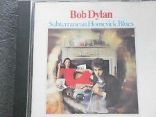 BOB DYLAN/SUBTERRANEAN HOMESICK BLUES(CBS 465417 2) CD ALBUM