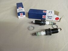 Set of 2 AC GM FR4LE Spark Plugs 25755