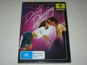 Dirty Dancing - Brand New & Sealed - Region 4 - DVD