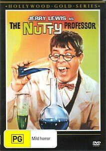 The Nutty Professor - Jerry Lewis New and Sealed DVD