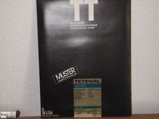 SW Fotopapier 5 Blatt Tetenal 18x24 PE beschichtet Typ 312 Halbmatt neutral