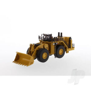 1:125 Cat 994K Wheel Loader, Diecast Scale Construction Vehicle