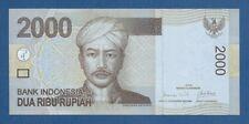 INDONESIA -- 2000 RUPIAH ( 2009 ) -- UNC -- PICK 148a .
