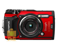 NEW BOXED OLYMPUS TOUGH STYLUS TG-5 TG5 WATERPROOF CAMERA RED