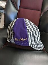 Wendys Welding Hat Made From Crown Royal 33 Bags! FITTED!!