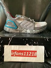 Adidas x Star Wars x UltraBOOST 19 Millennium Falcon Grey FW0525 Mens's Size 10