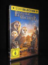 DVD DIE LEGENDE DER WÄCHTER - TOP ANIMATIONFILM von ZACK SNYDER (300, Watchmen)