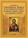 THE UNIVERSAL BIBLE OF THE PROTESTANT, CATHOLIC, ORTHODOX,  ETHI.. 9781933580937