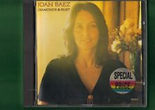 JOAN BAEZ - DIAMONDS E RUST  CD APERTO