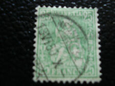 SUISSE - timbre - yvert et tellier n° 45 obl (A7) stamp switzerland