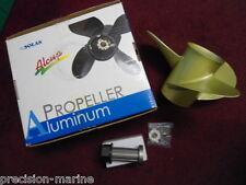 E3X15.8X15R, 15.8X15P 3R, 19 Splines W/Hub Kit, Aluminum Prop, Solas, Fit Cobra