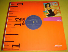 "PHILIPPINES:TINA - Crazy For You 12"" EP/LP,rare.Madonna"