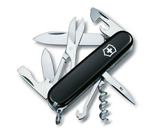 Victorinox Climber Swiss Army Knife (black) 1370330 Vicclimblack