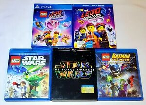 The Lego Movie 2 Video Game PS4, Star Wars Force Awakens, Lego Star Wars...
